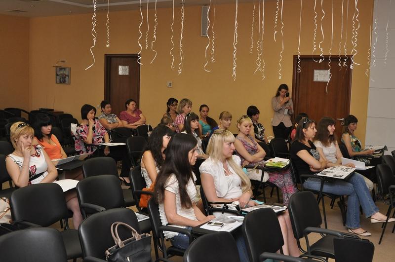 2013 год. Май. Тренинг Nutricia